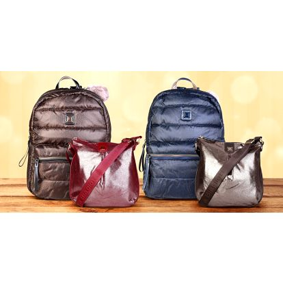 Italské kabelky a batohy od Laury Biagiotti