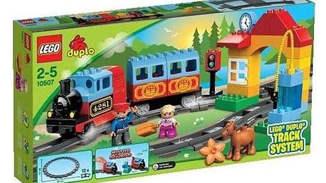 Stavebnice LEGO® DUPLO 10507 Můj první vláček + Doprava zdarma