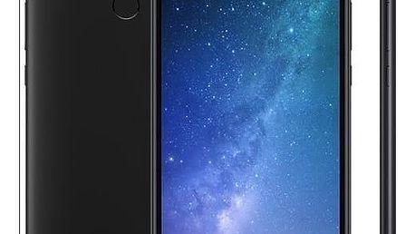Mobilní telefon Xiaomi Mi Max 2 CZ LTE 64 GB Dual SIM (PH3506) černý + DOPRAVA ZDARMA