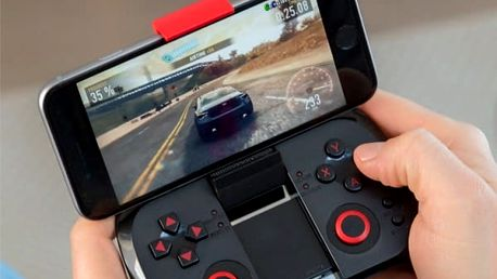Bluetooth Gamepad pro Smartphone Wahabit BG-Pocket