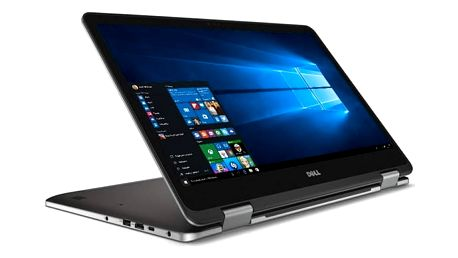 Notebook Dell 17z 7000 (7773) Touch (TN-7773-N2-511S) šedý + DOPRAVA ZDARMA