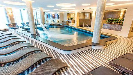 Balaton v luxusním hotelu s wellness