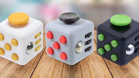 Fidget Cube: další parádní antistresová hračka