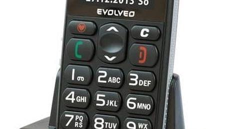 Mobilní telefon Evolveo EasyPhone EP-500 (EP-500) černý