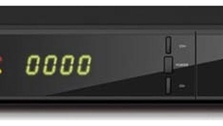 Satelitní přijímač AB Cryptobox 700HD (AB700) černý