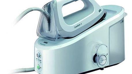 Žehlicí systém Braun CareStyle 3 IS 3041 bílá + Doprava zdarma