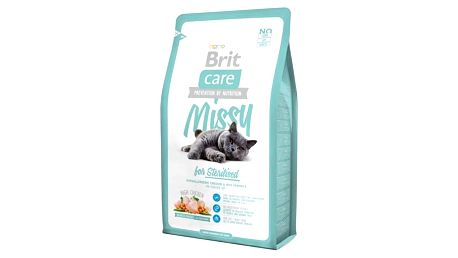 Granule Brit Care Cat Missy for Sterilised 7 kg