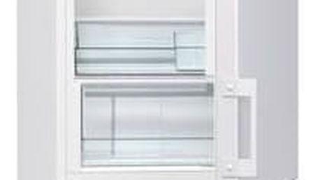 Kombinace chladničky s mrazničkou Gorenje Essential RK6192EW bílá + Navíc sleva 10 %