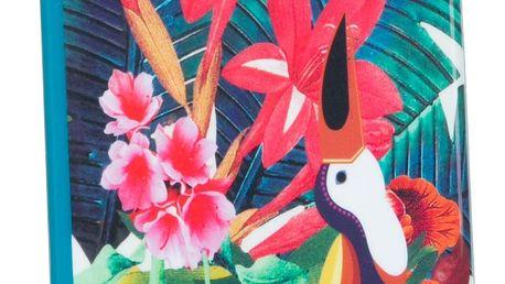 Desigual barevný kryt na iPhone 6 Silicona Tropica
