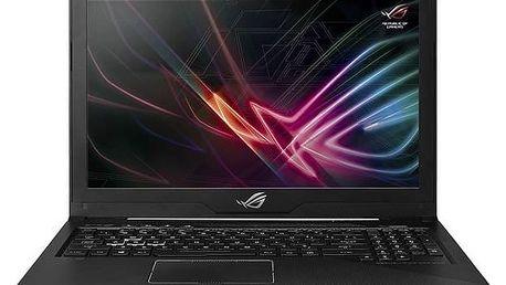 Notebook Asus ROG Strix GL503VD-FY146T (GL503VD-FY146T) černý + Doprava zdarma