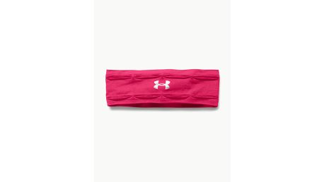 Čelenka Under Armour Girls Perfect Headband Růžová