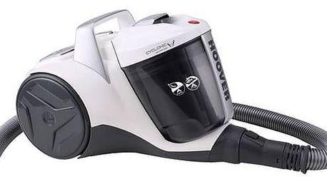 Vysavač podlahový Hoover BREEZE BR71_BR10011 bílý + Navíc sleva 10 % + Doprava zdarma