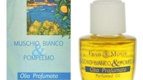 Frais Monde White Musk And Grapefruit 12 ml parfémovaný olej pro ženy