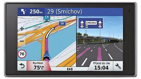 Navigační systém GPS Garmin DriveLuxe 50 Lifetime Europe45 (010-01531-17) černá + DOPRAVA ZDARMA