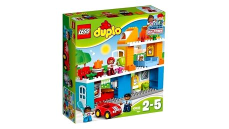 Stavebnice LEGO® DUPLO 10835 Město Rodinný dům + Doprava zdarma