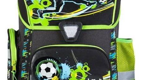 Aktovka školní Baagl Fotbal + Doprava zdarma