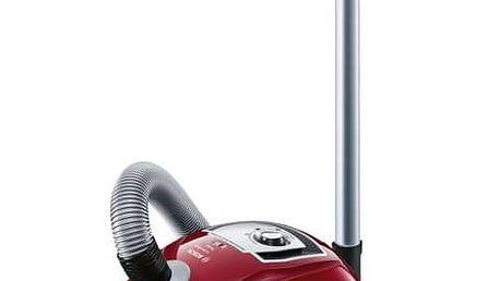Vysavač podlahový Bosch ProPerformPlus 4A BGL4A500 červený + DOPRAVA ZDARMA