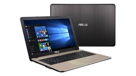 Notebook Asus X540LA-XX972T (X540LA-XX972T) černý/zlatý + DOPRAVA ZDARMA
