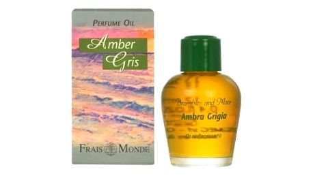 Frais Monde Amber Gris 12 ml parfémovaný olej pro ženy