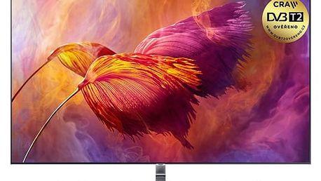 Televize Samsung QE55Q8F stříbrná + DOPRAVA ZDARMA