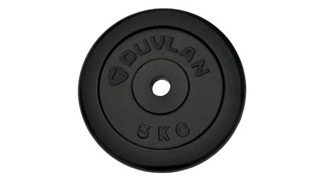 Duvlan ocel 5 kg- 30 mm