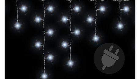 Závěs světelný 11,9 m - 600 LED - studená bílá - 18000108