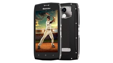 Mobilní telefon iGET GBV7000 (84000413) titanium + DOPRAVA ZDARMA
