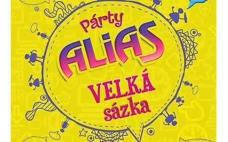 Hra Albi Párty Alias - Velká sázka + Doprava zdarma