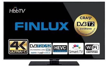 Televize Finlux 49FUB8060 černá + Doprava zdarma