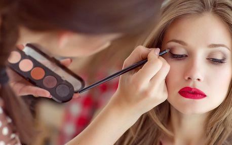 Fotoproměna - makeup, účes, styling, fotografie