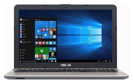 Notebook Asus X541UA-DM1233T (X541UA-DM1233T) černý + Doprava zdarma