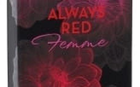 Elizabeth Arden Always Red Femme 50 ml toaletní voda pro ženy