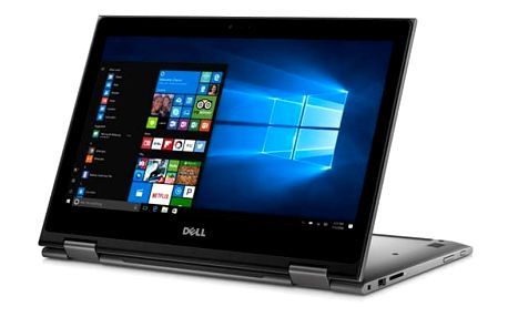 Notebook Dell 13z 5000 (5379) Touch (TN-5379-N2-712S) šedý + DOPRAVA ZDARMA