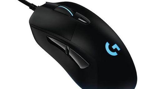Logitech G403 Prodigy, kabelová herní myš (910-004824)