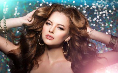 Kosmetické ošetření kolagenem a lymfatická masáž