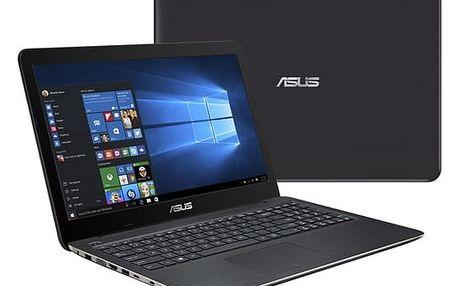 Notebook Asus F556UQ-DM951T (F556UQ-DM951T) hnědý + DOPRAVA ZDARMA