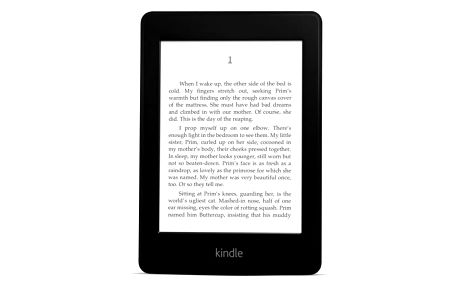 Čtečka e-knih Amazon KINDLE PAPERWHITE 3 bez reklam černá + DOPRAVA ZDARMA