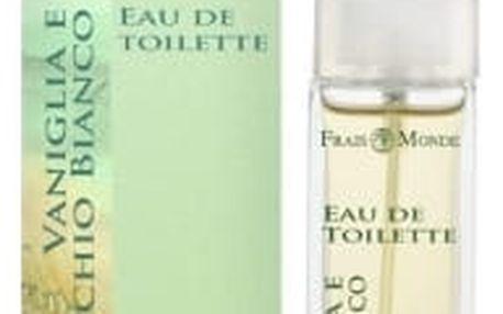 Frais Monde Vanilla And White Musk 30 ml toaletní voda pro ženy