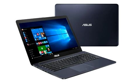 Notebook Asus E502NA-GO022T (E502NA-GO022T) modrý + DOPRAVA ZDARMA