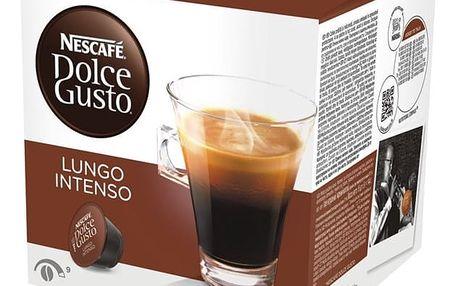 Kapsle pro espressa Nescafé Dolce Gusto LUNGO INTENSO