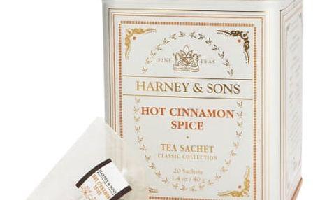 Harney & Sons Hot Cinnamon Spice Classic čaj 20x1,3 g