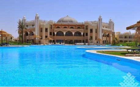 Egypt, Hurghada, letecky na 5 dní