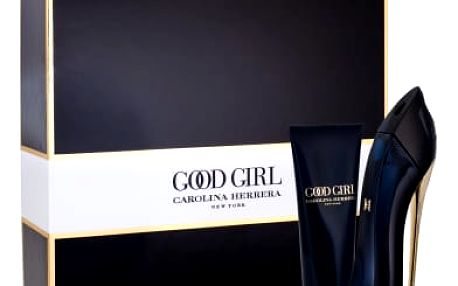 Carolina Herrera Good Girl dárková kazeta pro ženy parfémovaná voda 50 ml + tělové mléko 75 ml