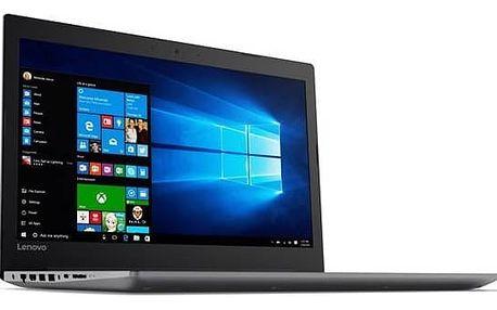 Notebook Lenovo IdeaPad 320-15IKBN (80XL007CCK) černý + Doprava zdarma