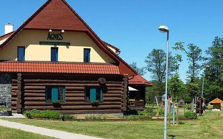 Hotel Agnes u Kutné Hory, s BIO stravou, moštárnou a palírnou