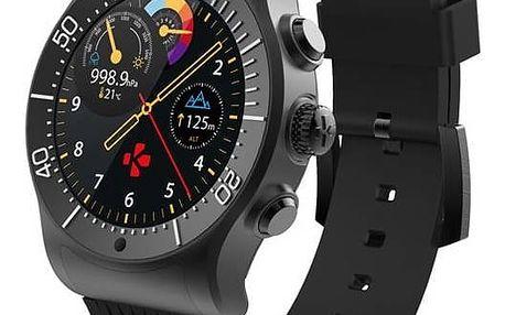 Chytré hodinky MyKronoz ZeSport (NEHOKRSPOR050) černé + Doprava zdarma