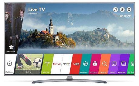 LED televize LG 55UJ7507