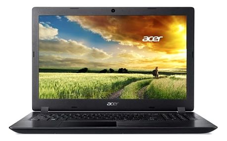 Notebook Acer 3 (A315-31-P672) (NX.GNTEC.012) černý + DOPRAVA ZDARMA