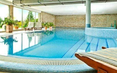 Balaton v Echo Residence Hotelu s wellness
