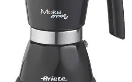 Kávovar Ariete ART 1358/11 černý + Navíc sleva 10 % + Doprava zdarma
